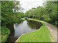 SE0511 : Canal winding hole, Marsden by Malc McDonald