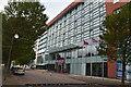 TQ4080 : Crowne Plaza Hotel by N Chadwick