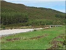 NN8596 : Bridge over the Feshie by Gordon Hatton