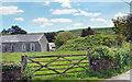 SX0688 : Chapel and Castle,  Bossiney by Des Blenkinsopp