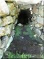 NF1099 : St Kilda - View inside the 'House of the Fairies' souterrain by Rob Farrow