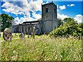 SE0989 : Wensley Church by David Dixon