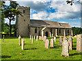SE1086 : Holy Trinity Church, Coverham by David Dixon
