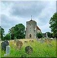 TQ1711 : Steyning Parish church by PAUL FARMER