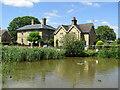 TL2985 : Ramsey - Pond by Colin Smith