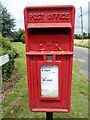 TL8935 : Lamarsh Postbox by Geographer