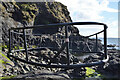 NG1740 : Fish Farm Pollution, Isle of Skye by Andrew Tryon