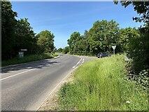 SP3665 : HS2 enabling works, Welsh Road area, June 2021 (2) by Robin Stott