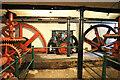 SJ8746 : Etruria Industrial Museum - gear room by Chris Allen