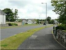 NS6369 : Cortmalaw Road by Richard Sutcliffe