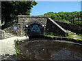 SE0007 : The Diggle Portal, Huddersfield Narrow Canal by habiloid