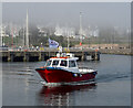 J5082 : The 'Bangor Boat' at Bangor Harbour by Rossographer