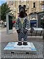 SK3587 : Bears of Sheffield: #19 Polka Dot Suit by Graham Hogg