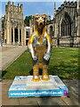 SK3587 : Bears of Sheffield: #8 Steampunk Bear by Graham Hogg