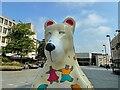 SK3587 : Bear in Theatreland by Graham Hogg