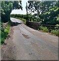 NS8452 : Bowridge Bridge by Jim Smillie