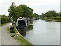 SP1975 : Grand Union Canal below Knowle locks by Chris Allen