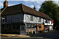 TM1644 : Ipswich: the Spread Eagle pub, corner of Eagle Street and Fore Street by Christopher Hilton