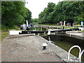 SP1876 : Lock No. 51 on the Grand Union Canal, Knowle by Chris Allen