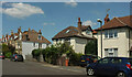 ST5775 : Harcourt Road, Westbury Park by Derek Harper