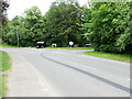 TG3135 : Junction of Trunch Road and Water Lane by David Pashley
