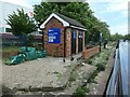 SJ3397 : Boaters' facilities, Litherland by Christine Johnstone
