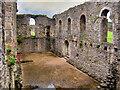 NZ1700 : Scolland's Hall, Richmond Castle by David Dixon