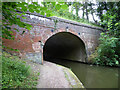 SP1876 : Grand Union Canal - bridge No. 71 by Chris Allen
