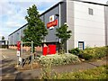 SP3481 : Royal Mail delivery office, the Stampings, Foleshill, Coventry by Alan Paxton