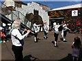 SP3478 : Morris dancing in Fargo Village, Far Gosford Street, Coventry by Alan Paxton