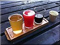 SP3478 : Craft beers, Twisted Barrel brewery, Fargo Village, Coventry by Alan Paxton