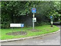 NZ3917 : Coatham  Lane  junction  from  Darlington  Road by Martin Dawes