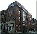 SE2933 : Eyton House, Central Street, Leeds by Stephen Craven