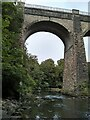 NS9675 : The Avon Aqueduct by Richard Sutcliffe