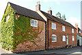 SP3895 : Elms Farmhouse, 70 Main Street, Higham on the Hill by Jo Turner