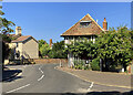 TL4748 : Whittlesford: a cloudless July morning by John Sutton