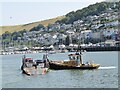 SX8751 : Dartmouth - Lower Ferry by Colin Smith
