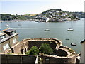 SX8750 : Dartmouth - Bayard's Cove Castle by Colin Smith