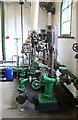 SJ8333 : Mill Meece Pumping Station - boiler feed pumps by Chris Allen