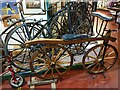 SO0660 : National Cycle Museum - the very earliest model by Oliver Dixon