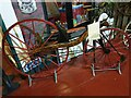 SO0660 : National Cycle Museum - Treadle Power by Oliver Dixon