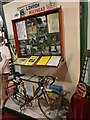SO0660 : National Cycle Museum - Eileen Sheridan display by Oliver Dixon