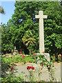SX8751 : Dartmouth - War Memorial by Colin Smith