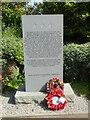 SX8751 : Dartmouth - US D-Day Memorial by Colin Smith