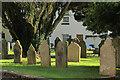 SX9165 : Memorials, St Marychurch by Derek Harper