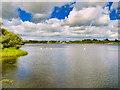 NY0881 : Castle Loch, Lochmaben by David Dixon