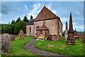 NY0269 : Caerlaverock Parish Church by David Dixon