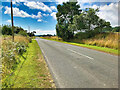 NX9761 : A710 near Drumburn Viewpoint by David Dixon