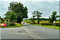 NX7561 : B736 South of Castle Douglas by David Dixon