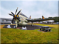NX9978 : Dumfries and Galloway Aviation Museum, Fairey Gannet AEW.3 by David Dixon